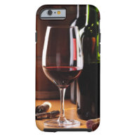 Red Wine Tough iPhone 6 Case