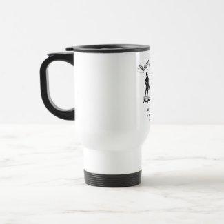 Regency Assembly Press Travel Mug mug