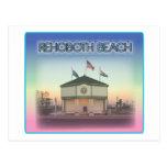 Rehoboth Beach Delaware - Rehoboth Ave Scene postcards