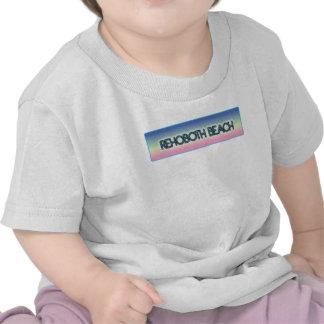 Rehoboth Beach Pastel Rainbow Style 1 T Shirts