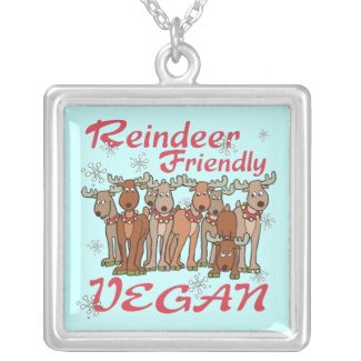 Vegan christmas jewelry