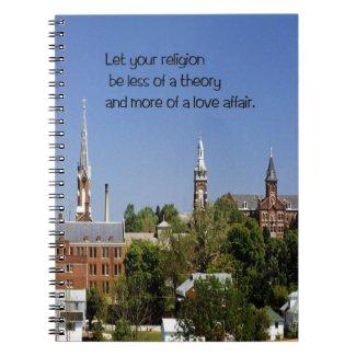 Religion Note Book