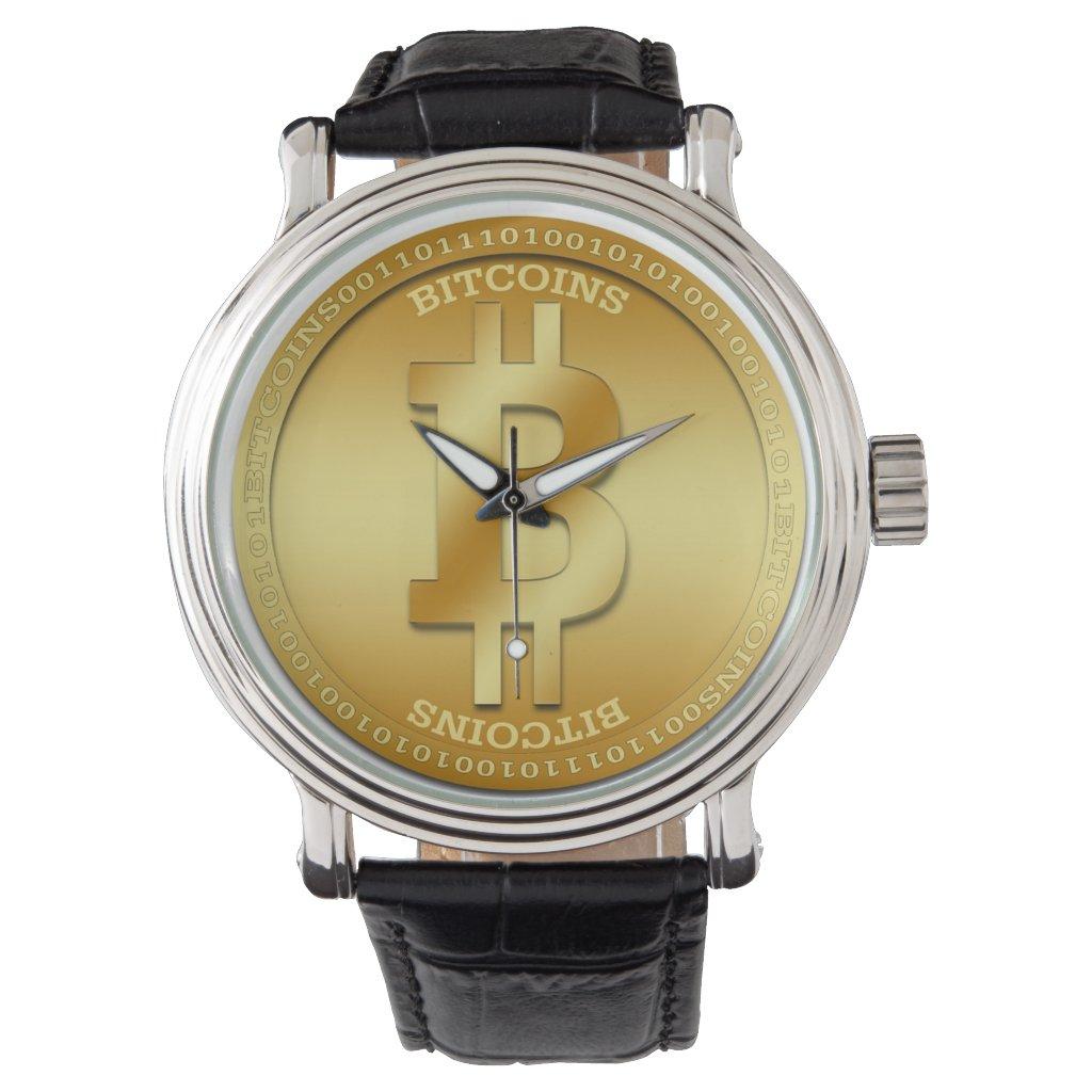 Reloj de gran tamaño unisex de la pulsera del oro