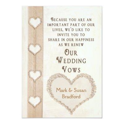 Wedding Vow Renewal Part 2
