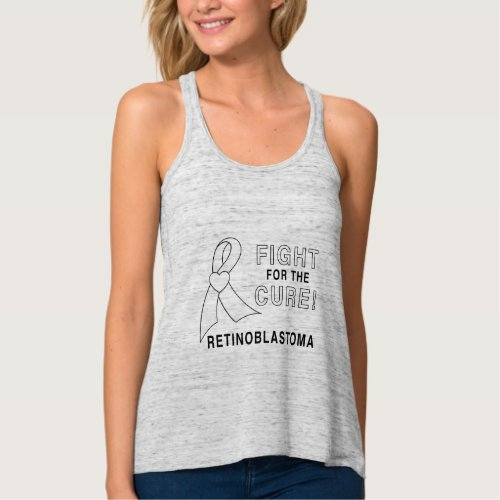 Retinoblastoma Fight for the Cure! Tank Top