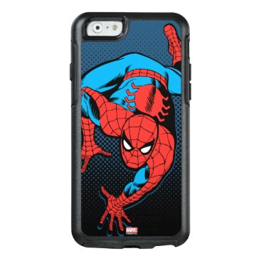 Retro Spider-Man Wall Crawl OtterBox iPhone 6/6s Case