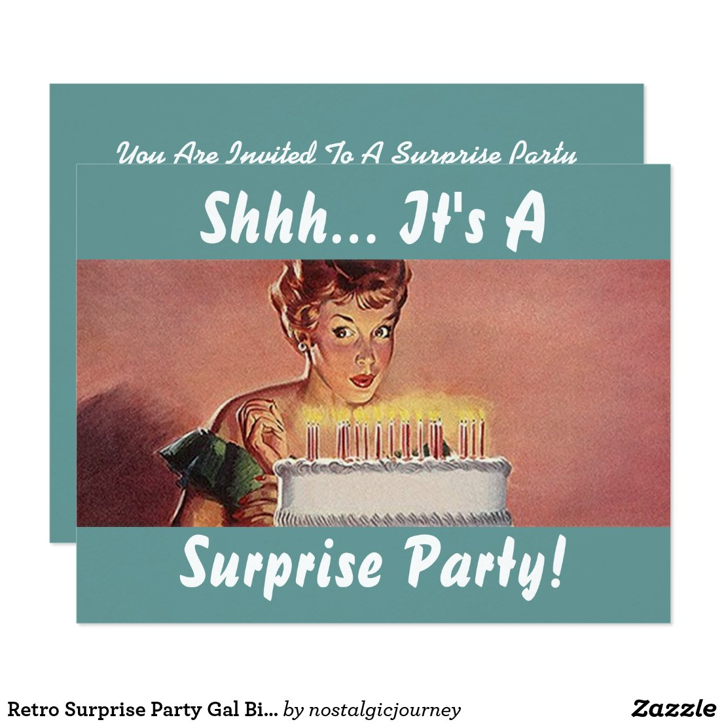 retro birthday invitations retro invites