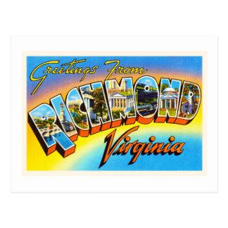 Virginia Postcards | Zazzle