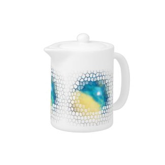 Rising Star Designer Kitchenware Tableware Teapot zazzle_teapot