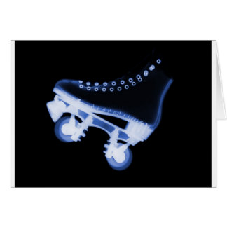 Roller Skate Xray Cards