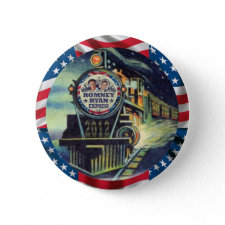 Romney Ryan Express 2012 Pins