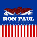 Ron Paul for President 2012 zazzle_button
