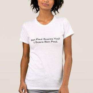 Ron Paul Monica Perez T-shirt