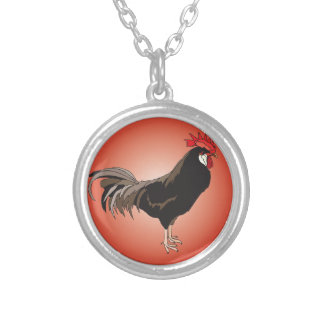 Rooster Showcase Pendants