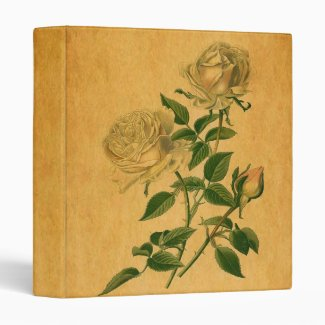 Roses are Golden Binders
