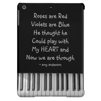 Roses are Red ...... Piano Cover For iPad Air