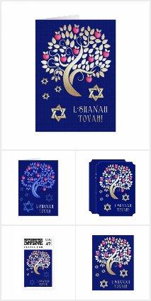 ROSH HASHANAH   JEWISH NEW YEAR CARDS & GIFTS