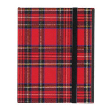 Royal Stewart iPad Cover