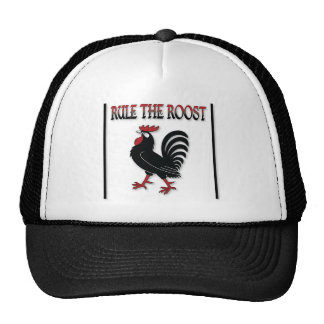 Rule The Roost Hats