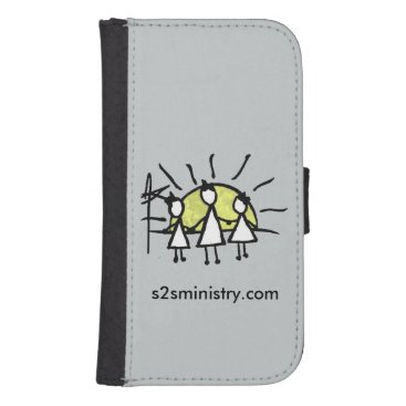 s2s Samsung Galaxy S4 Wallet Phone Case