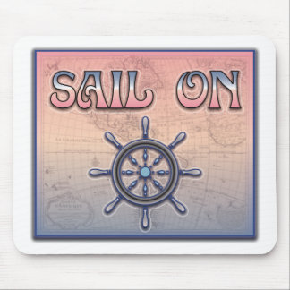 Sail On Mousepad