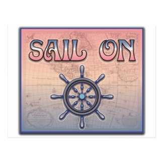 Sail On Postcards
