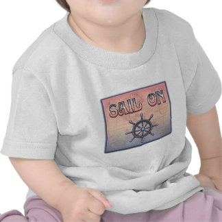 Sail On Shirt