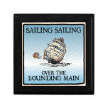 Sailing, Sailing - Over The Bounding Main gift boxes