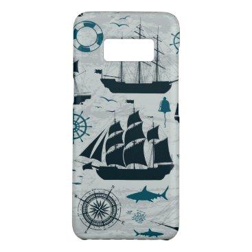 Sailing Ship Case-Mate Samsung Galaxy S8 Case