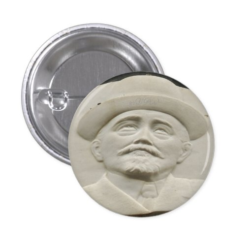 Saintly Lunigiana Editor Wall Plaque, Small Button