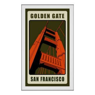 San Francisco, California, USA Posters