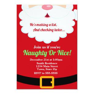 kids christmas invitations zazzle