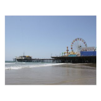 Santa Monica Pier Postcards