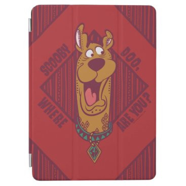 Scooby-Doo Where Are You Tribal Graphic iPad Air Cover
