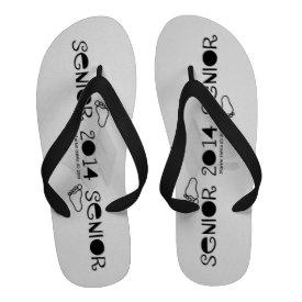 Senior 2014 Flip-Flops