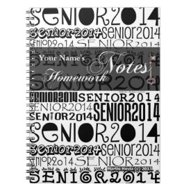 Senior 2014 - Homework Notes