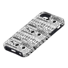 Senior 2014 iPhone 5/5S Tough Extreme Case