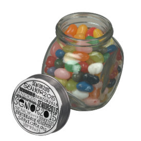 Senior 2015 - Candy Jar