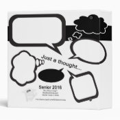 Senior 2016 3-Ring Binder (1.5-inch)