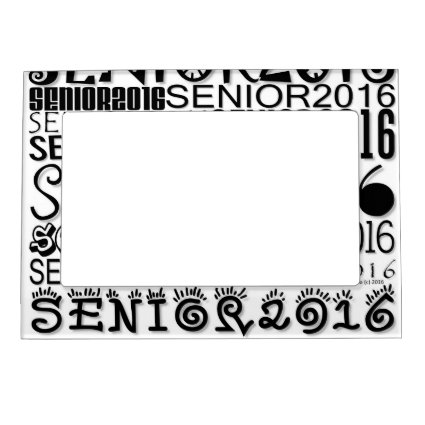 Senior 2016 Magnetic Frame