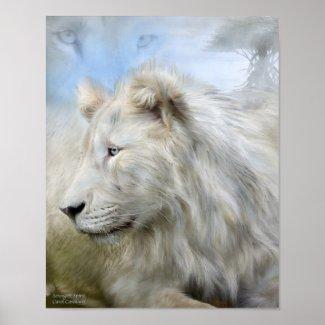 Serengeti Spirit Art Poster/Print