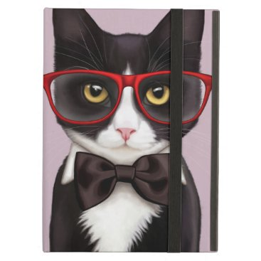 Serious Cat Case For iPad Air