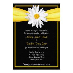 Daisy Wedding Invitations Lots Of Ideas Com