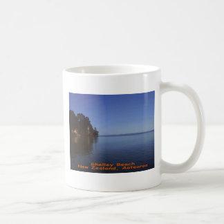 Shelley Beach, Kaipara, New Zealand, Aotearoa Mug