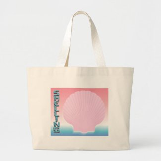Shelling 2 canvas bag