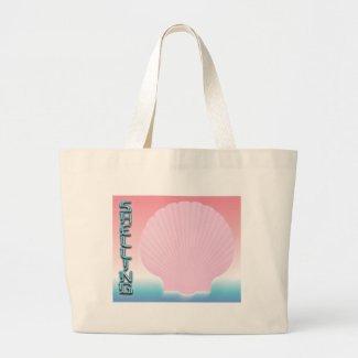 Shelling 2 canvas bag