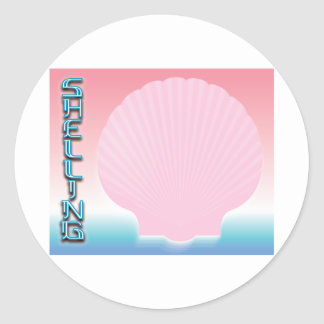 Shelling 2 stickers