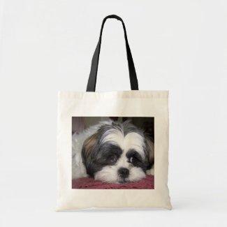 Shih Tzu Dog Photograph Bags