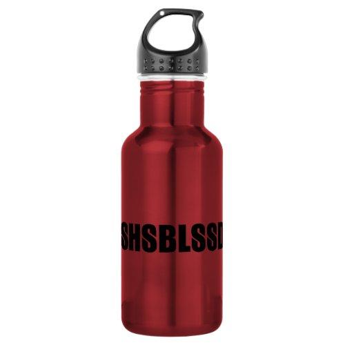 SHSBLSSD (She's Blessed) Water Bottle
