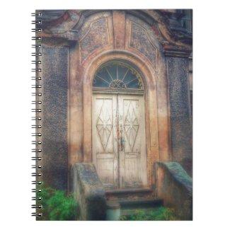 Sic Transit Gloria Mundi - 1 Spiral Note Book